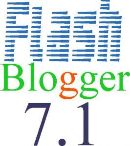 Flash Blogger 7.1 cu DJ Slash