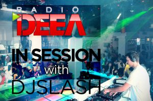 IN SESSION with DJSLASH