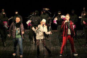 Concert HI-Q pe litoral in club Tribute