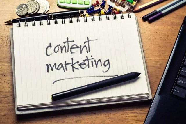 le marketing de contenu est un élément de base d'une stratégie Inbound marketing