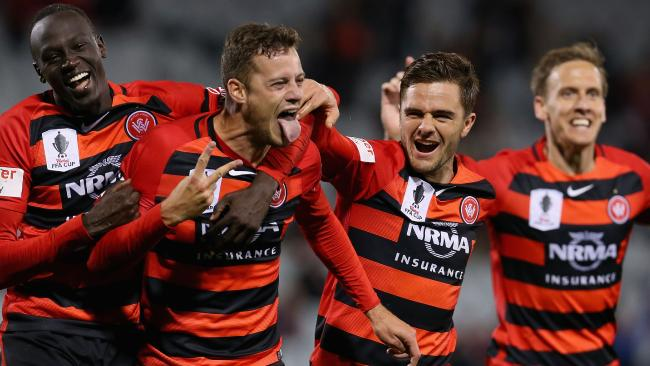 Wanderers win FFA Cup thriller in extra time