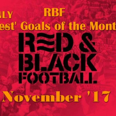 RBF – WSW Goals of the Month November17