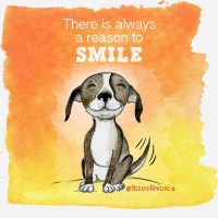 There Is Always A Reason To Smile