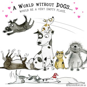 A World Without Dogs…
