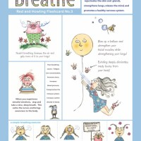 Wellness Flashcard 3: Breathe
