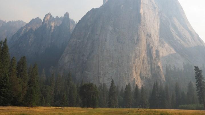 Smoked out of Yosemite