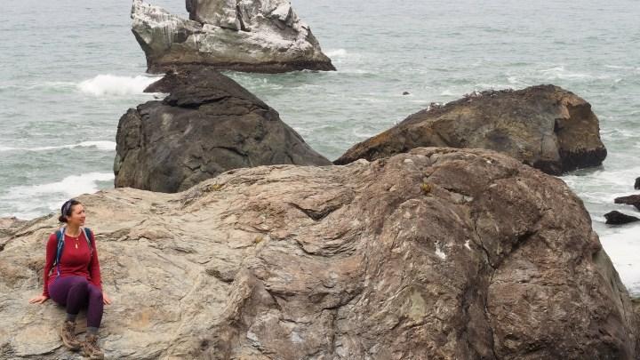 Northern California Part 1: Big Waves & Big Trees