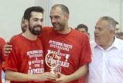 MVP οι Τσιλιμπάρης και Τζήρας