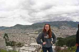 Me in Ecuador