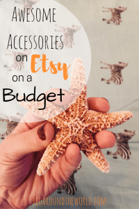 Etsy accessories on a budget