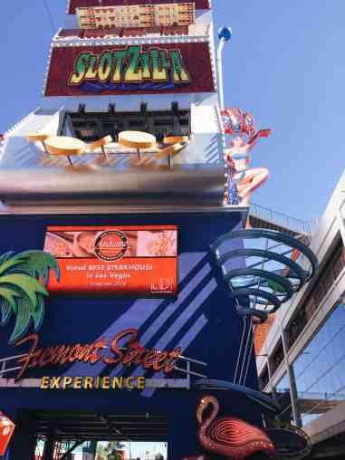 fremont street biggest slot machine