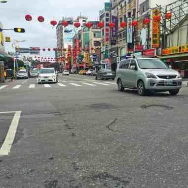 walking around hualien taiwan
