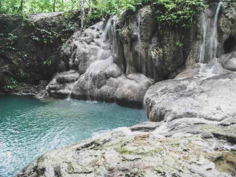 monkey falls belize