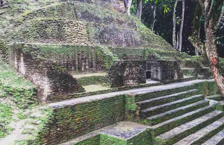 Cahal Pech Ruins San Ignacio Belize