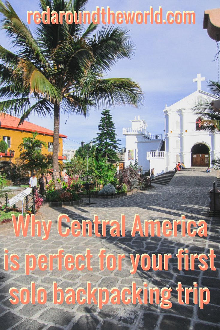 Why Central America is perfect for your first solo backpacking trip (1)