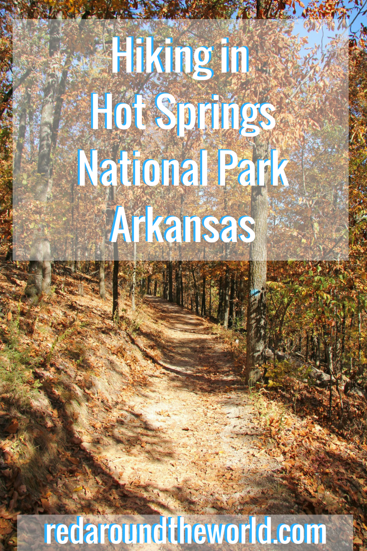 Hiking in Hot Springs National ParkArkansas