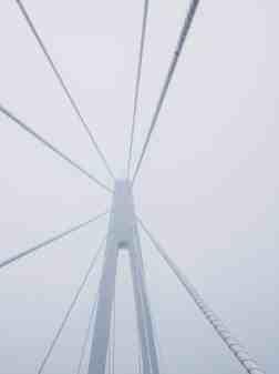 Tamsui lovers bridge taiwan