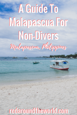 A Guide To Malapascua For Non-Divers
