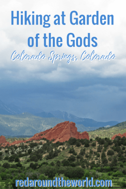 Hiking at Garden of the Gods (1)