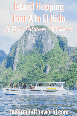 Island Hopping Tour A In El Nido