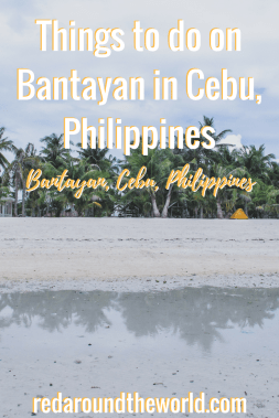 Things to do on Bantayan in Cebu, Philippines (1)