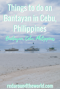 Things to do on Bantayan in Cebu, Philippines