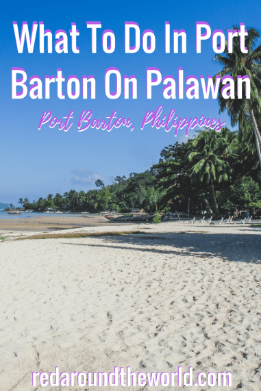 What To Do In Port Barton On Palawan (1)