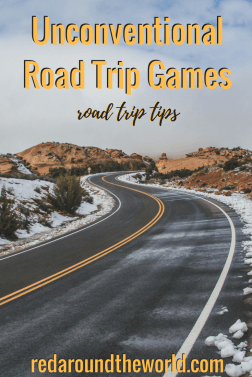 Unconventional Road Trip Games