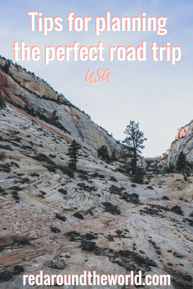 How to plan the perfect road trip