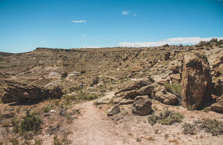 Trail through time fruita colorado