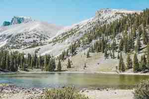 Great Basin National Park stella lake