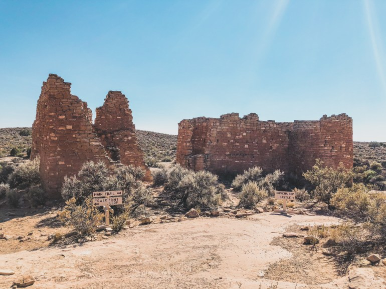 Hovenweep national monument utah