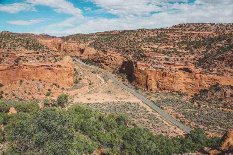 Burr Trail Utah
