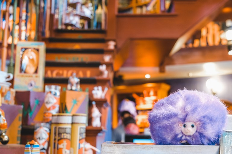 pygmy puff weasleys wizarding wheezes diagon alley wizarding world of harry potter universal orlando harry potter