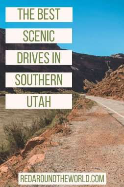 You can cross the state almost entirely on some of the best scenic drives in Utah. Utah scenic byways are some of the best drives in the country. These are the perfect addition to a Utah road trip.