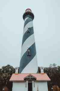 st augustine lighthouse florida
