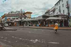 market in quito ecuador