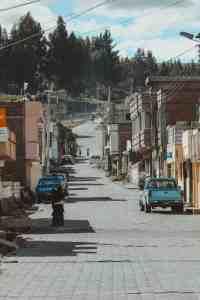 village in ecuador