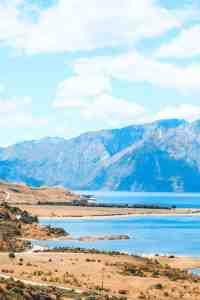 lake in new zealand