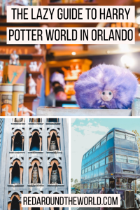 This lazy guide to Harry Potter World in Orlando will help you have a fun, stress-free trip. The Wizarding World of Harry Potter is a must-see for HP fans. It will help you plan a trip to Harry potter world in Orlando with tips on where to stay, eat, and what to do.