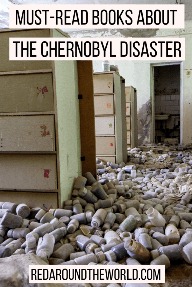 These are the best books to read about Chernobyl, life in Chernobyl, travel to Chernobyl, and the Chernobyl disaster. These Chernobyl books will have you captivated by the nuclear disaster.