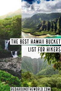 This outdoor Alaska bucket list, outdoor Hawaii bucket list, and outdoor California bucket list will have you planning your next dream trip. USA things to do | USA vacation | USA bucket list | Hawaii things to do | Hawaii vacation | Hawaii travel | Hawaii bucket list | Hawaii hikes | hiking in Hawaii | Oahu things to do | California things to do | California vacation | California travel | California bucket list | California hikes | hiking in California | California national parks | Alaska things to do | Alaska vacation | Alaska travel | Alaska bucket list