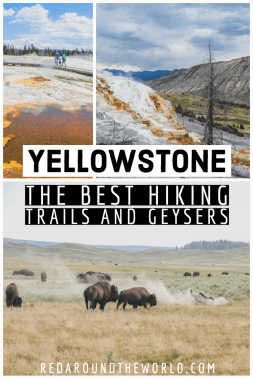 This is the Ultimate Guide to Yellowstone hiking trails. You will find the best things to do in Yellowstone on vacation. Yellowstone national park | Yellowstone national park vacation | Yellowstone national park photography | Yellowstone national park itinerary | Yellowstone hikes | Yellowstone itinerary | Wyoming things to do | wyoming vacation