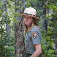 Ranger Talk: Cass In Yellowstone