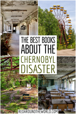 These are the best books to read about Chernobyl, life in Chernobyl, travel to Chernobyl, and the Chernobyl disaster. These Chernobyl books will have you captivated by the nuclear disaster. Books about chernobyl | Chernobyl disaster | chernobyl travel | visiting chernobyl | chernobyl books | chernobyl ukraine