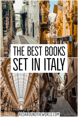 If you're looking for the best books about Italy, look no further. These are the best books set in Italy that will have you planning your next trip in no time. Read these Italy Travel books to feel like you're actually there. Italy books | books set in italy | books about italy | novels set in italy | books to read before going to italy | Italian booksq
