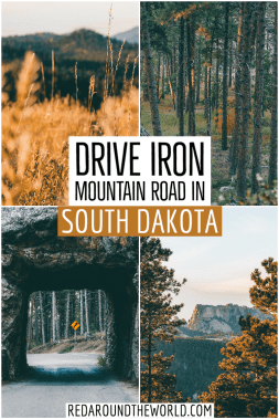 Iron Mountain Road in South Dakota is one of the best scenic drives with some of the best views of Mount Rushmore. Iron Mountain Road is a must-see. South dakota road trip | south dakota travel | South dakota vacation | black hills south dakota | black hills south Dakota road trip | black hills south dakota road trip with kids | iron mountain road south dakota | black hills south dakota hiking