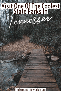 Rocky Fork State Park in Tennessee is a hidden gem. Its the perfect day trip from Asheville just over the border in Tennessee. Hike along the creek year-round. Tennessee vacation | Tennessee hiking | tennessee hiking trails | tennessee hidden gems | tennessee state parks