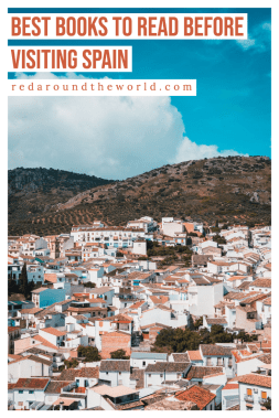 These books set in Spain will have you feeling like you're there. If you want a good book about Spain, look no further. These Spanish Novels are the best. Spain books | Spanish novels | books set in Spain | travel books | Europe travel books | Spanish memoir | Spanish travel book | camino de Santiago books | books about spain