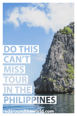 Island hopping in El Nido is the must-do activity on Palawan. There are four tours, but the best island hopping tour in El Nido is A or C. Palawan Philippines | Backpacking Philippines | Island hopping El Nido | Island hopping Philippines | Philippines beaches | Philippines vacation | Philippines things to do | El Nido things to do